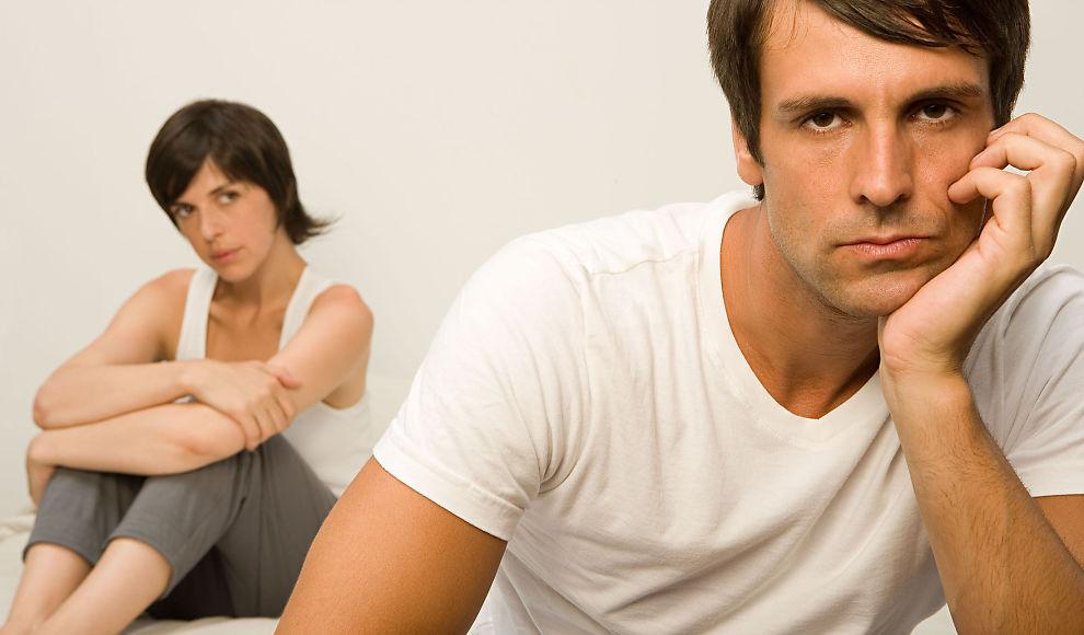 Мужская проблема потенции