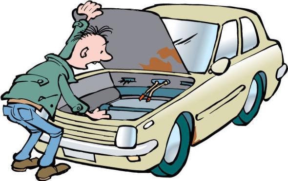 Når må bilen på eu kontroll